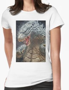 Godzilla - King Of Monsters Womens Fitted T-Shirt