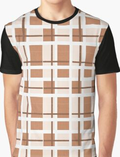 Abstract houndstooth Graphic T-Shirt