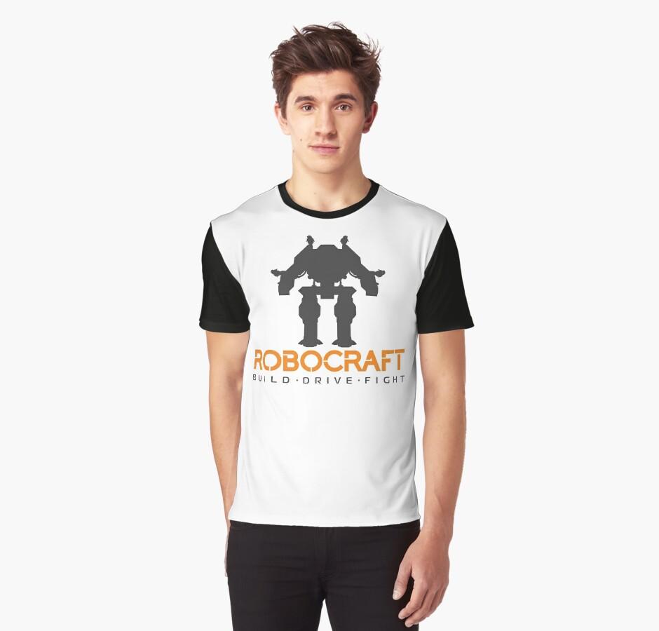 Robocraft Mech + Logo by ROBOCRAFT