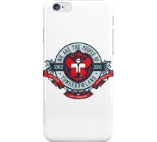 People of Tomorrowland Vintage Flags logo -  Switzerland - Suisse - Schweiz - svizzera iPhone Case/Skin
