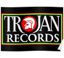Trojan Records Poster