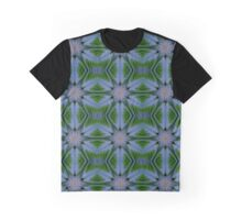 Abstract flora and fauna fractal art ornament. Graphic T-Shirt