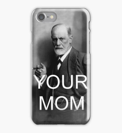 Your Mom iPhone Case/Skin