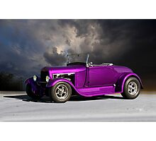 1928 Ford 'Hot Rod' Roadster Photographic Print