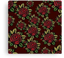 Beautiful pattern for decoration and design Canvas Print