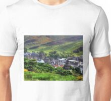 Holyrood from Calton Hill Unisex T-Shirt