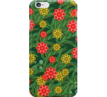 Beautiful pattern for decoration and design iPhone Case/Skin