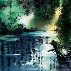 Stillness Speaks by Anil Nene