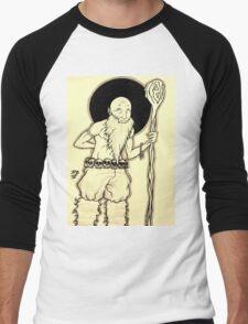 Legendary Tomec Men's Baseball ¾ T-Shirt