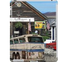 Johnson Mercantile iPad Case/Skin
