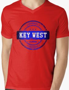 key West Mens V-Neck T-Shirt