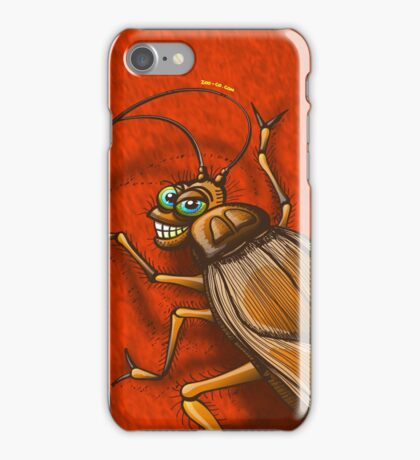 Sexy Cockroach iPhone Case/Skin