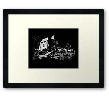 Welcome to Bates Motel Framed Print
