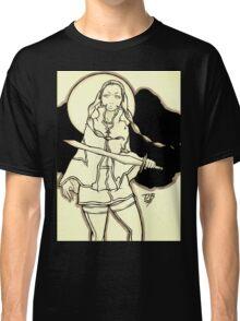 Crimson Knight # 72 Classic T-Shirt