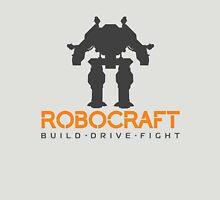Robocraft Mech + Logo Unisex T-Shirt