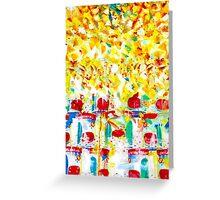 Dosenfrucht (Canned Fruit) Greeting Card