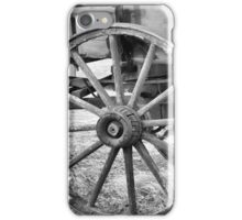 Wheels of old iPhone Case/Skin
