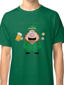 St Patricks Day - POG MO THOIN Classic T-Shirt