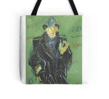 Sherlock: Sergei Lefert's drawing Tote Bag