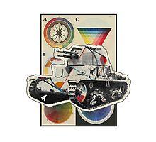Carro Armato. Photographic Print