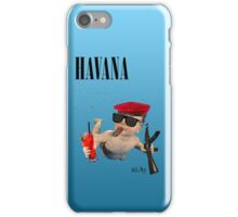 Havana - Smells Like Baby Spirit iPhone Case/Skin