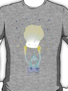 Lit up by Lantern Girl T-Shirt