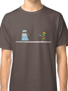 To Exterminate or Disintegrate Classic T-Shirt