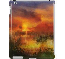 Sleeping Nature II iPad Case/Skin