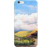 Moll's gap iPhone Case/Skin
