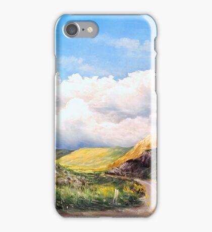 Moll's gap iPhone Case/Skin