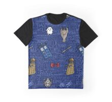 DOCTOR WHO 2 Graphic T-Shirt