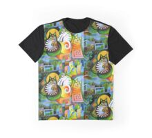 City Cats Graphic T-Shirt