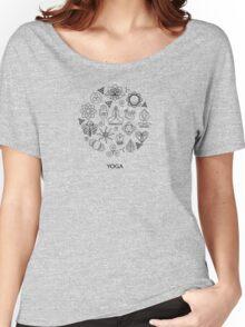 Namaste Yoga Women's Relaxed Fit T-Shirt