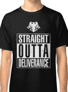 Straight Outta Deliverance Classic T-Shirt