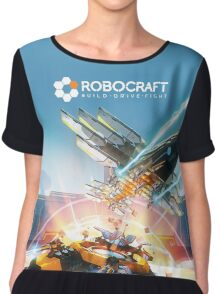 Robocraft Eagle and Wraith Chiffon Top