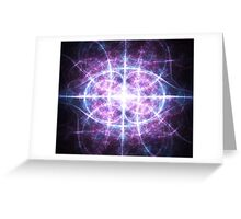 Third Eye of Jupiter [Fractal Art] Greeting Card