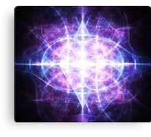 Third Eye of Jupiter Enlightened Canvas Print