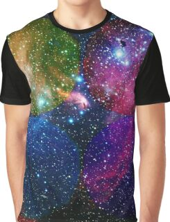 Four Suns [Faded] Graphic T-Shirt