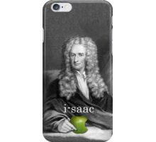 i-saac Newton iPhone Case/Skin