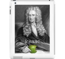 i-saac Newton iPad Case/Skin