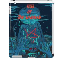Rise of the undead  iPad Case/Skin