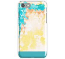 Spoiled triangles iPhone Case/Skin