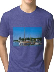 Fine Boat Collection Tri-blend T-Shirt