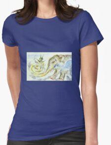 Elephant-Snail: Sergei Lefert's drawing T-Shirt