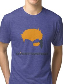 OverPowered Young Solider 76 Tri-blend T-Shirt