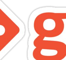 Github Social Coding Tees Sticker