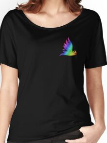 MLP - Cutie Mark Rainbow Special - Spitfire V2 Women's Relaxed Fit T-Shirt