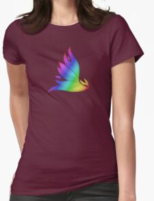 MLP - Cutie Mark Rainbow Special - Spitfire V3 Womens Fitted T-Shirt