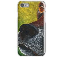 Nosey dog iPhone Case/Skin