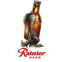RAINER BEER LAGER Photographic Print